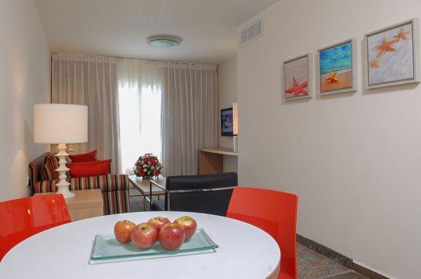 гостиница все включено  Астрал Нирвана Свитс в Эйлат - СВИТА