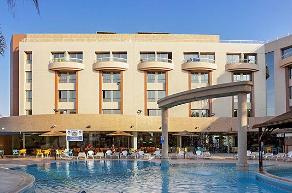 гостиница все включено  Би Клаб в Эйлат