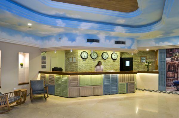гостиница все включено  Би Клаб
