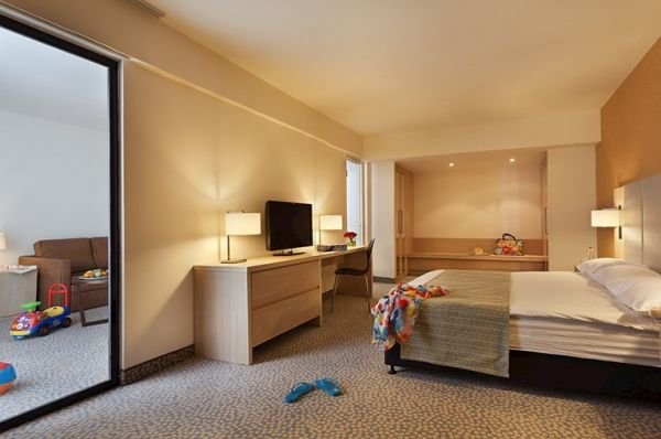 מלון ישרוטל לגונה הכל כלול - חדר משפחה