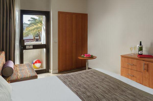 гостиница  Леонардо Привиледж все включено Эйлат - Номер Superior Family с балконом