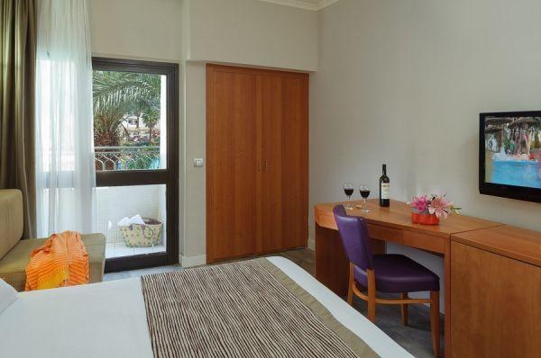 гостиница все включено  Леонардо Привиледж в Эйлат - Номер Superior Pool View