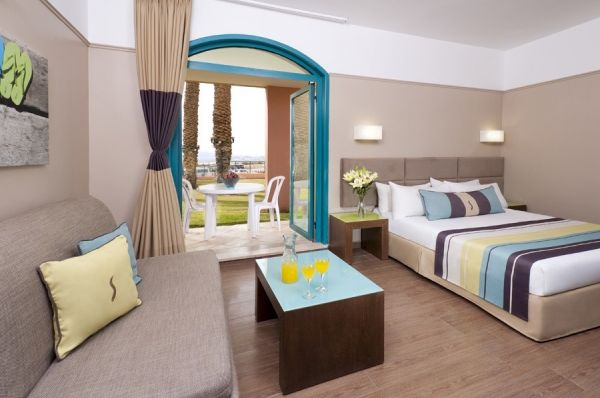 гостиница все включено  Ю Мэджик Санрайз Клаб в Эйлат - Номер Deluxe Garden