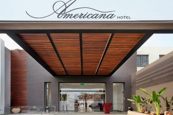 בית מלון אמריקנה ב אילת