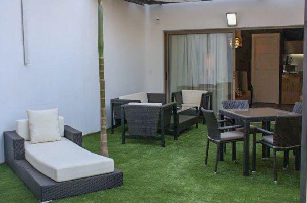 Рич Лакшери Свитс - Deluxe suite with yard
