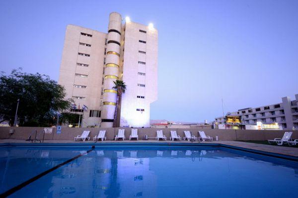 гостиница Аквамарин Эйлат