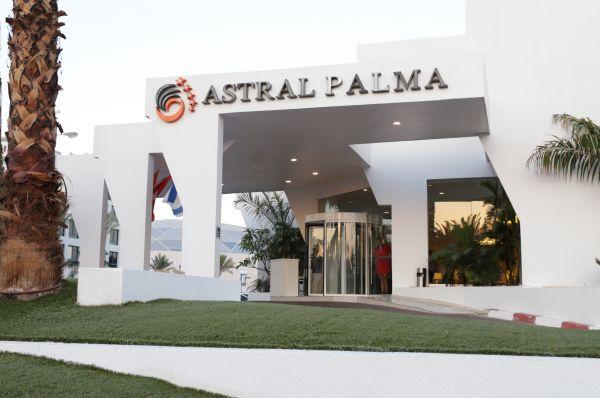 בית מלון אסטרל פאלמה אילת