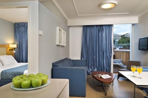 בית מלון אסטרל פאלמה ב אילת - סוויטה רויאל