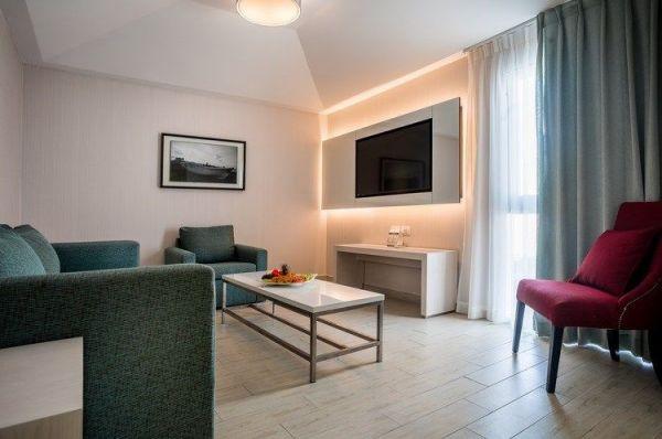 בית מלון אילת אסטרל ויליג' - חדר סויטה