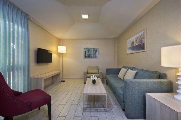 בית מלון אסטרל ויליג' ב אילת - חדר סויטה