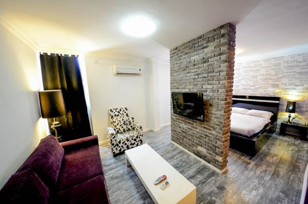בית מלון בי סנטר ב אילת - סוויטה גוניור