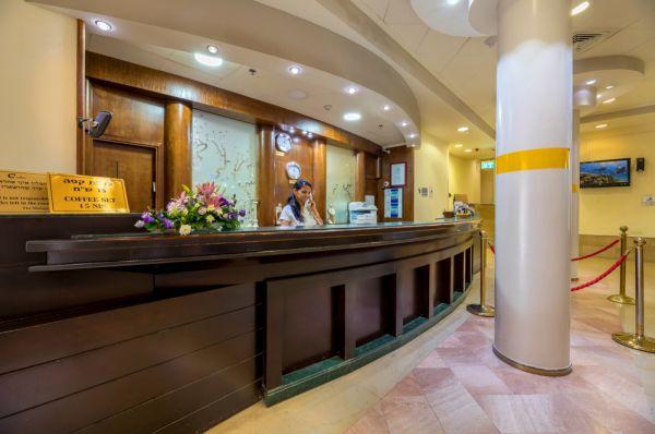 гостиница Си Отель Эйлат
