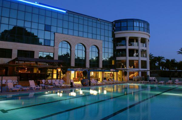 בית מלון סנטרל פארק באילת