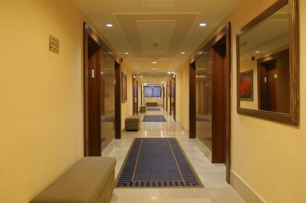 гостиница Сентрал Парк Эйлат