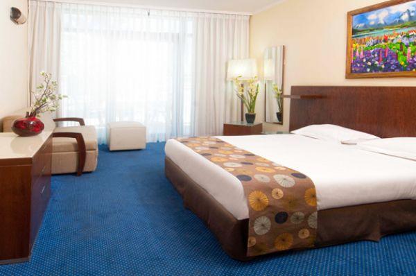 בית מלון סנטרל פארק אילת - חדר סופריור