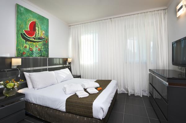 בית מלון סנטרל פארק ב אילת - חדר סוויטה  טוליפ