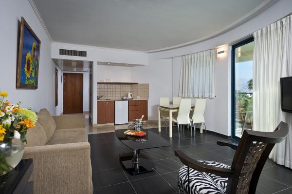 בית מלון אילת סנטרל פארק - חדר סוויטה  טוליפ