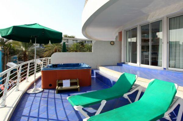 гостиница Клаб Отель Эйлат - Свита Делюкс