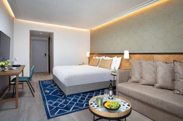 гостиница в  Эйлат Краун Плаза - Делюкс (9 этаж)