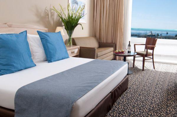 בית מלון קראון פלזה באילת - חדר רגיל