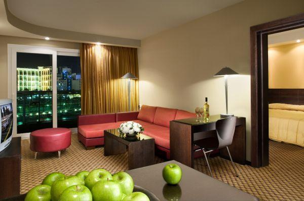 בית מלון אילת דן פנורמה