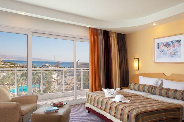 בית מלון דן פנורמה באילת - חדר אקזקיוטיב