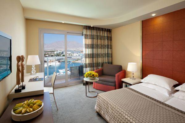 בית מלון אילת דן פנורמה - חדר סופיריור