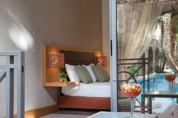 отель в  Эйлат Исротель Агамим - Комната на воде