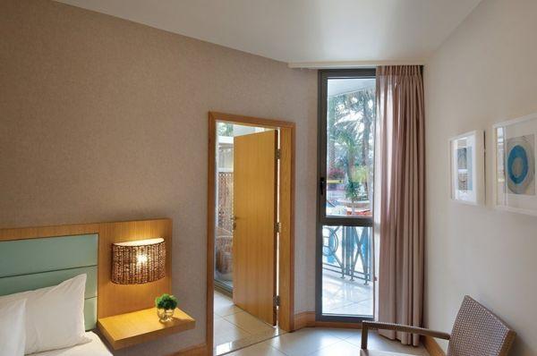 בית מלון ישרוטל אגמים - חדר משפחה