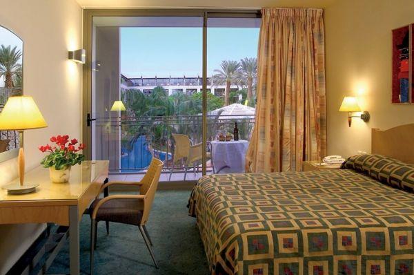 בית מלון ישרוטל אגמים אילת - חדר רגיל