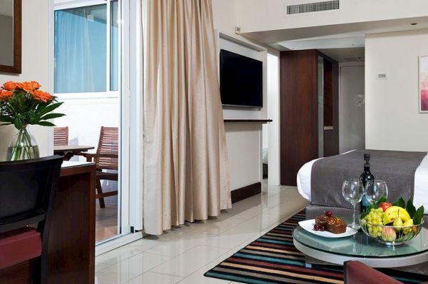 отель Исротель Кинг Соломон - комната ган