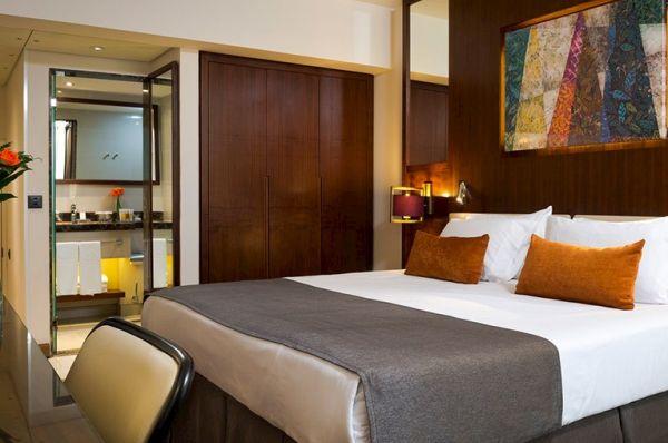 гостиница Исротель Кинг Соломон Эйлат - Стандартный номер с видом на горы