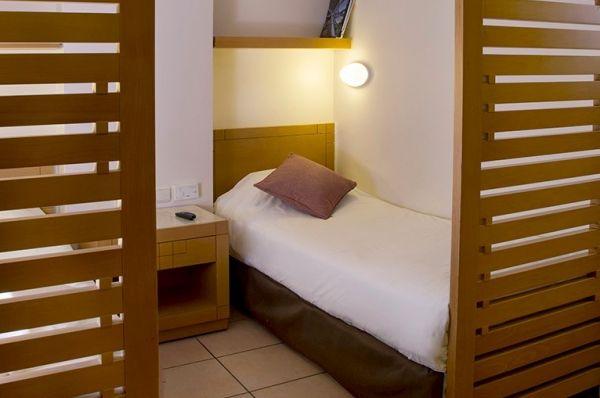 בית מלון ישרוטל רויאל גארדן - סוויטה משפחתית