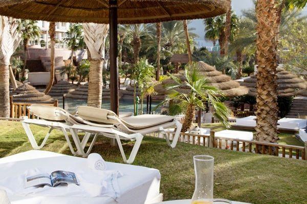 בית מלון ישרוטל רויאל גארדן באילת - סוויטת גן