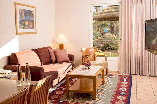 гостиница в  Эйлат Исротель Роял Гарден - свита ган