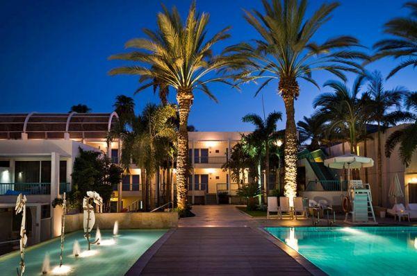 בית מלון ישרוטל ים סוף ב אילת