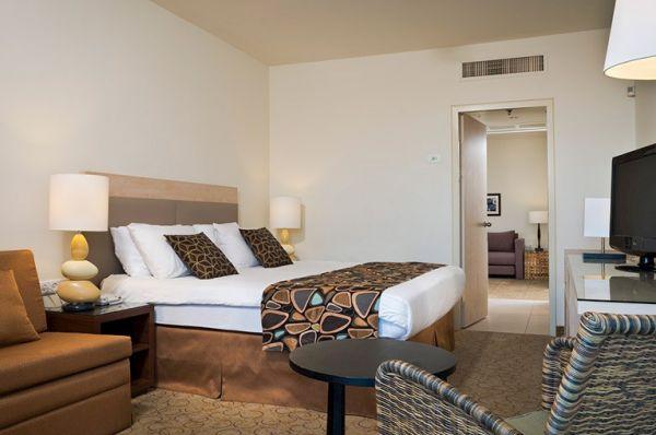 בית מלון ישרוטל ים סוף - חדר משפחה