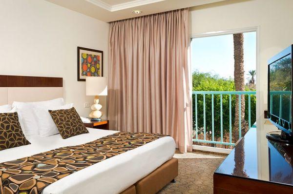 בית מלון ישרוטל ים סוף אילת - חדר רגיל
