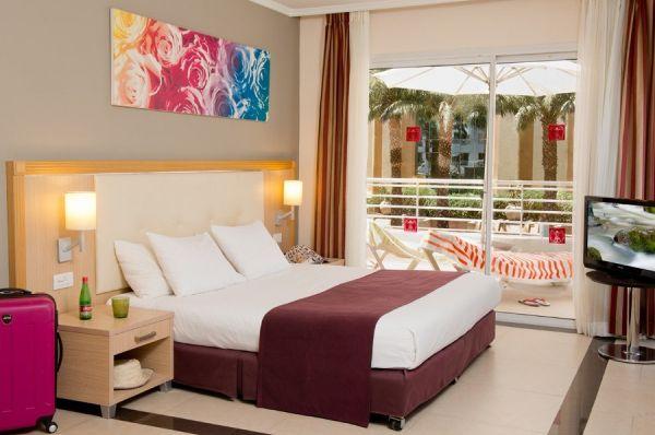 בית מלון לאונרדו רויאל ריזורט ב אילת - סוויטה דלוקס
