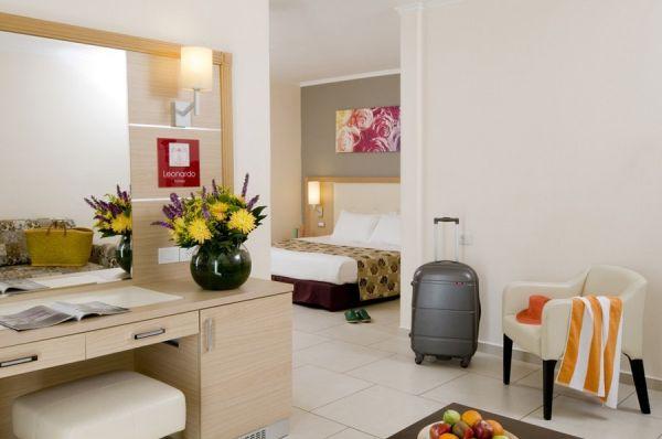 בית מלון לאונרדו רויאל ריזורט אילת - סוויטת ג'וניור