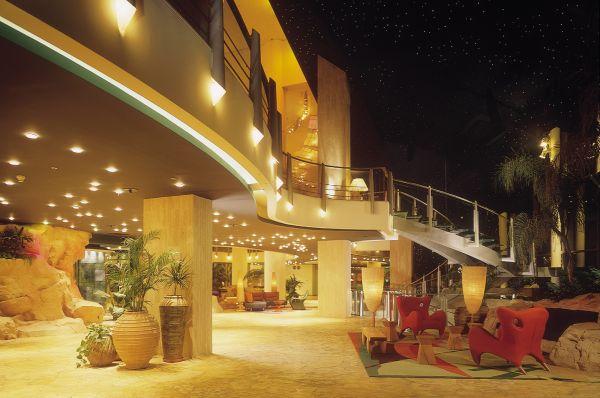 гостиница люкс  Дан в Эйлат