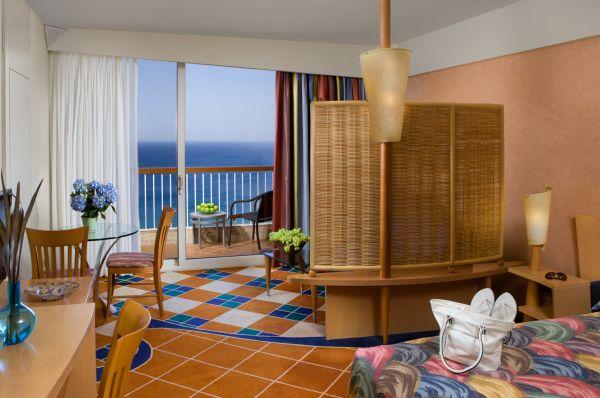 מלון 5 כוכבים דן באילת - חדר דלוקס