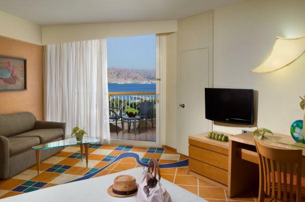 בית מלון דן 5 כוכבים באילת - חדר אילת