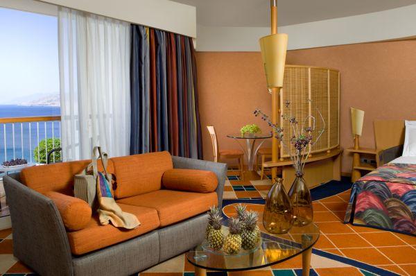 מלון דה לוקס דן אילת - חדר משפחה