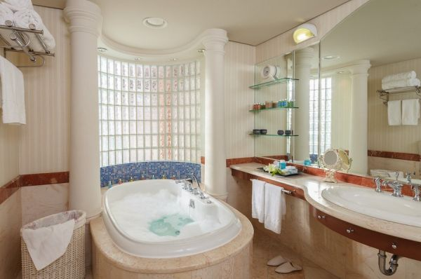 люкс отель  Херодс Палас Эйлат - Номер-люкс Castle Club