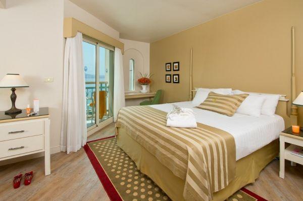 люкс отель Херодс Палас - Номер-люкс Castle Club
