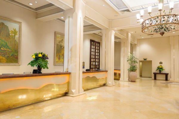 Отель делюкс Херодс Палас в Эйлат
