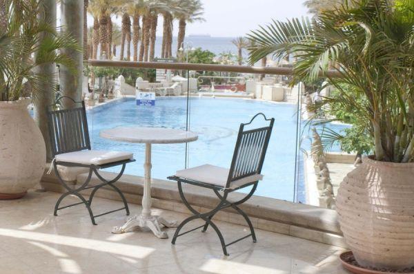 люкс отель Херодс Палас в  Эйлат