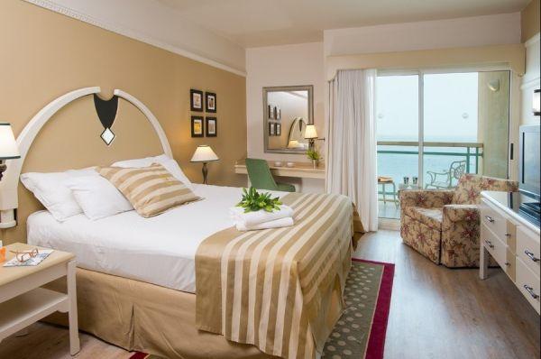 Отель люкс  Херодс Палас в Эйлат - Номер Deluxe