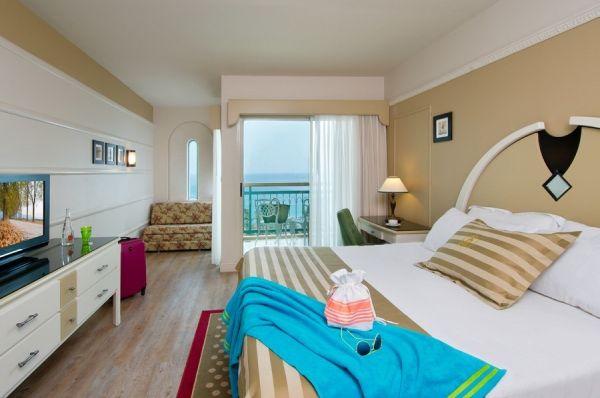Отель делюкс Херодс Палас в Эйлат  - Номер Grand Deluxe